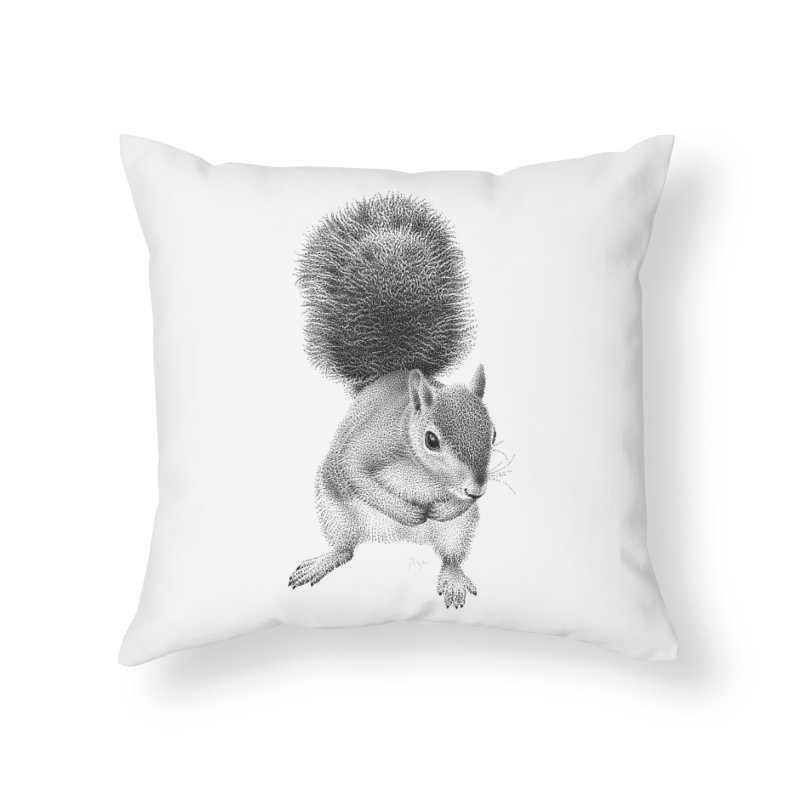 Request by Igor Pose Home Throw Pillow by IgorPose's Artist Shop