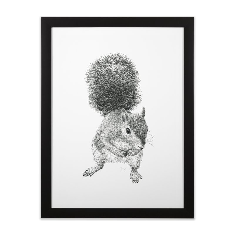 Request by Igor Pose Home Framed Fine Art Print by IgorPose's Artist Shop