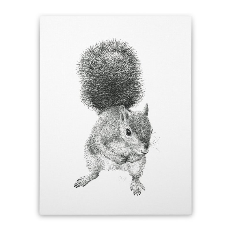 Request by Igor Pose Home Stretched Canvas by IgorPose's Artist Shop