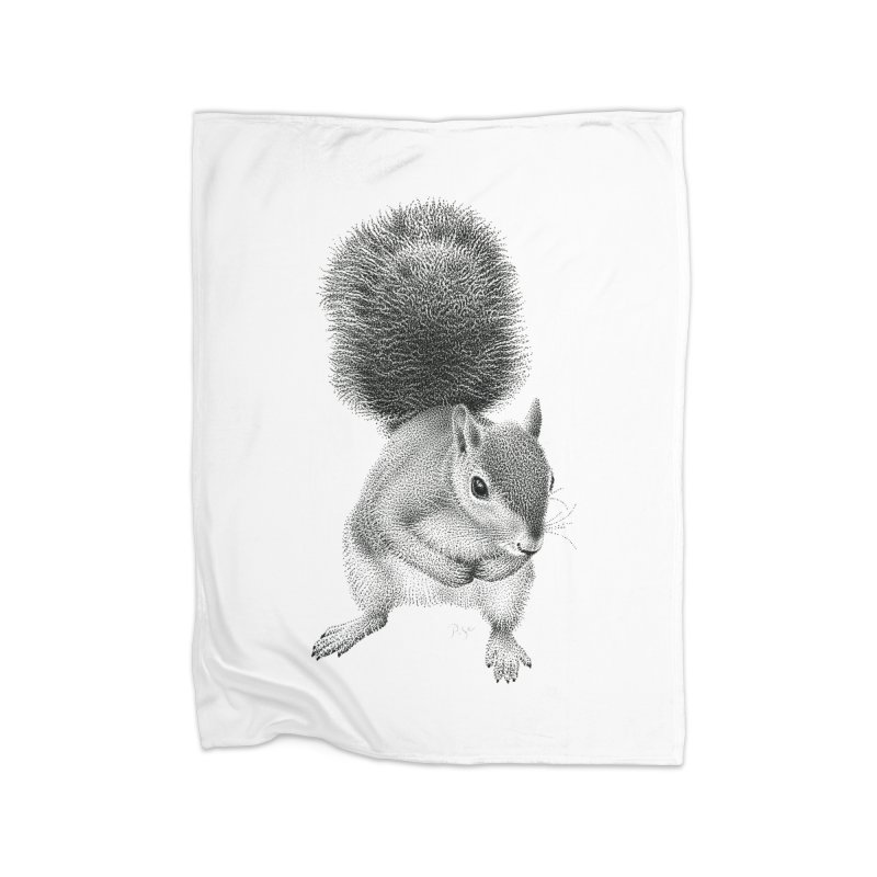 Request by Igor Pose Home Fleece Blanket Blanket by IgorPose's Artist Shop