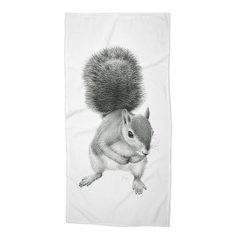 Request by Igor Pose Accessories Beach Towel by IgorPose's Artist Shop