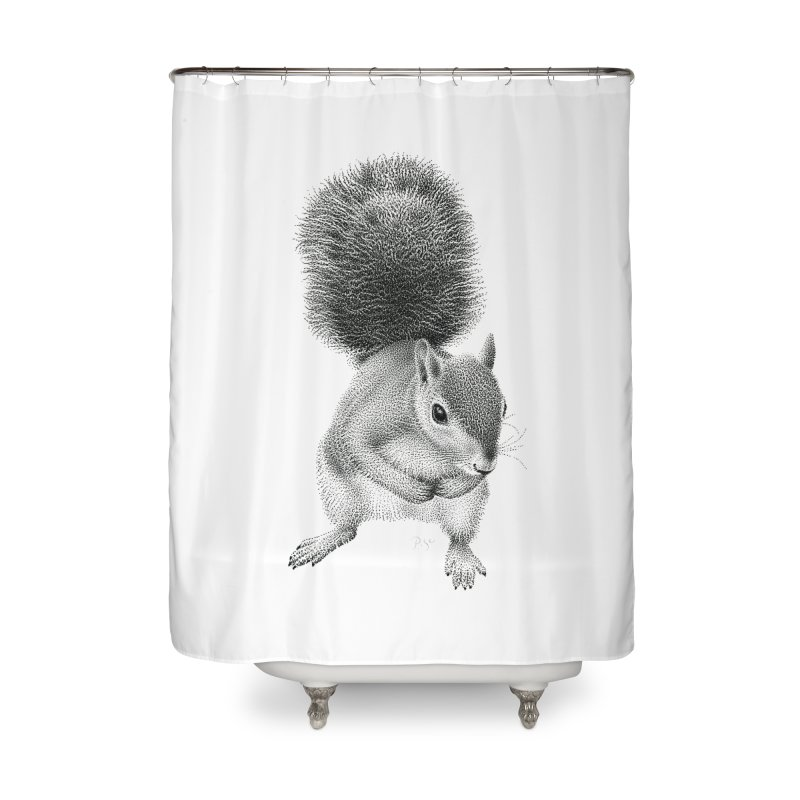 Request by Igor Pose Home Shower Curtain by IgorPose's Artist Shop