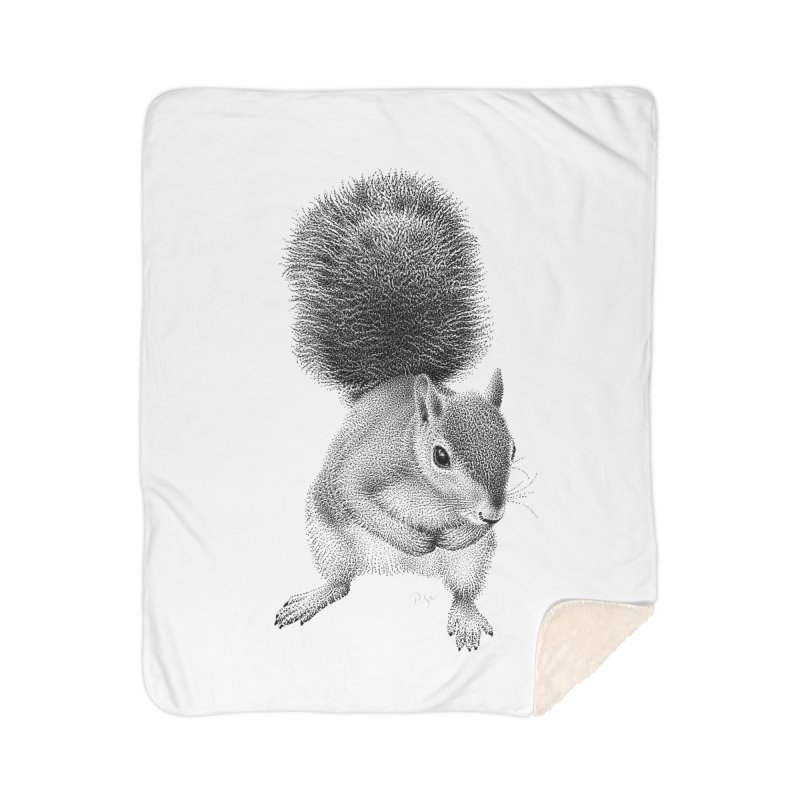 Request by Igor Pose Home Sherpa Blanket Blanket by IgorPose's Artist Shop