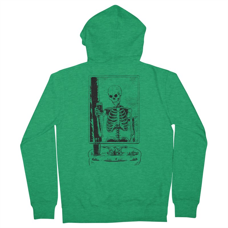 Skelfie Women's Zip-Up Hoody by Iheartjlp