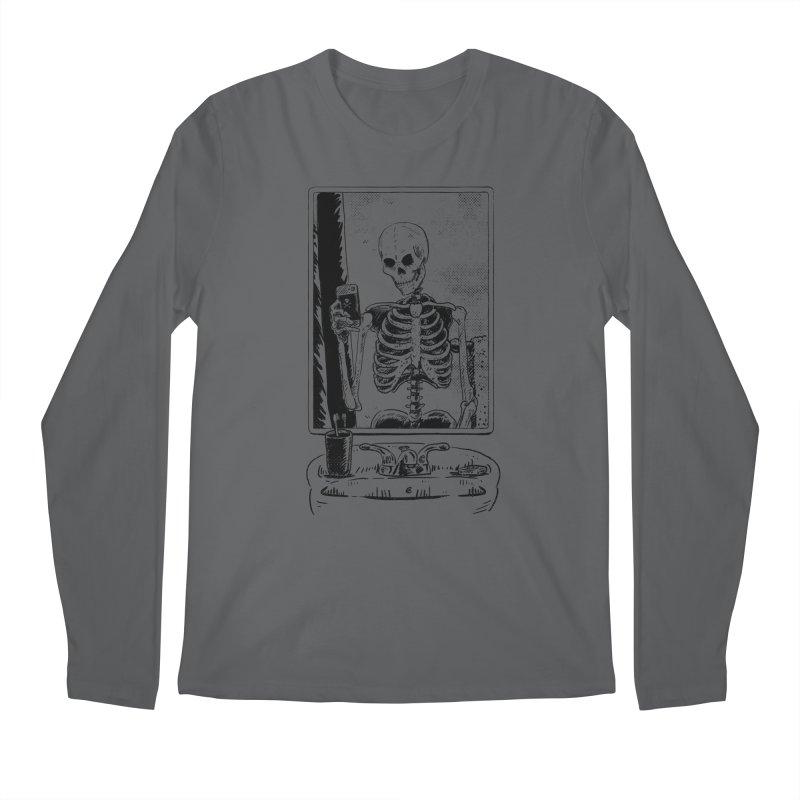 Skelfie Men's Longsleeve T-Shirt by Iheartjlp