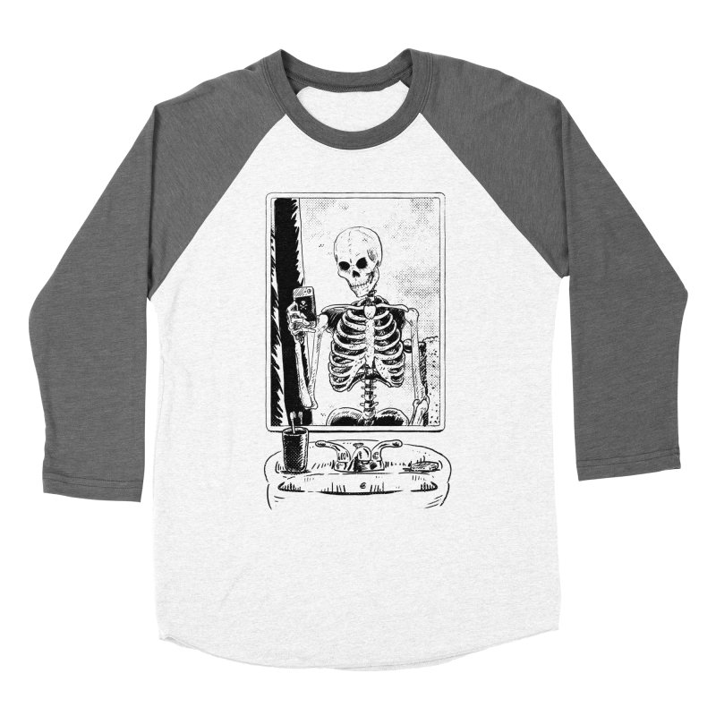 Skelfie Women's Longsleeve T-Shirt by Iheartjlp