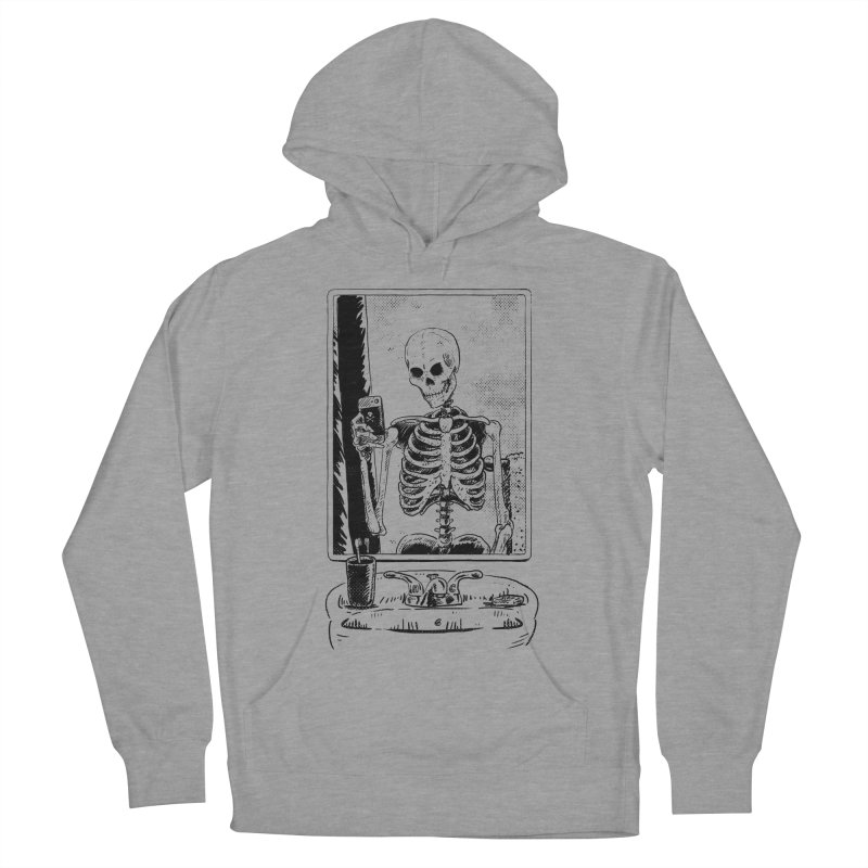 Skelfie Women's French Terry Pullover Hoody by Iheartjlp