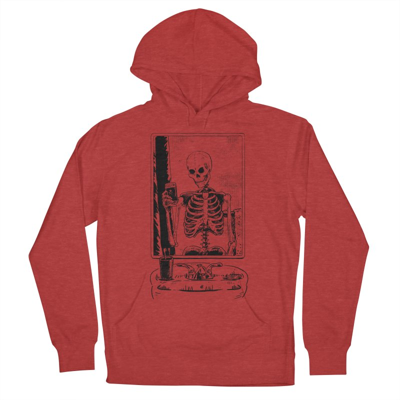 Skelfie Men's Pullover Hoody by Iheartjlp