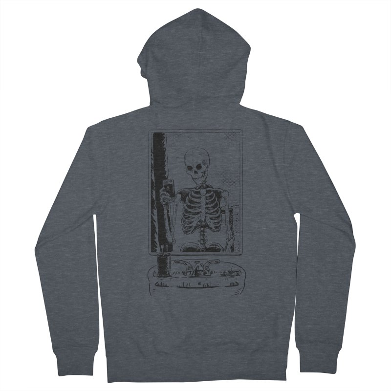 Skelfie Men's French Terry Zip-Up Hoody by Iheartjlp