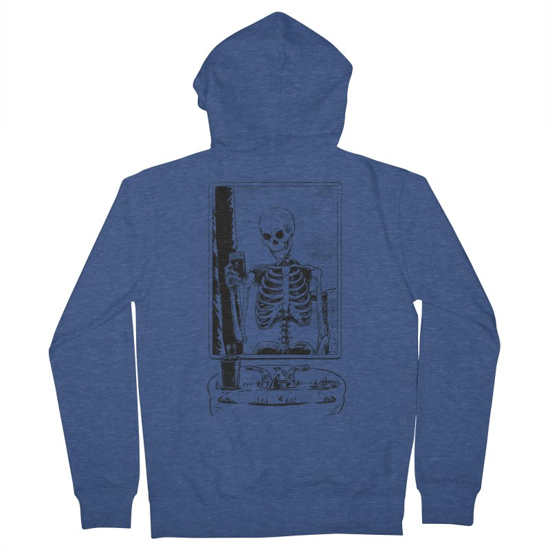 Skelfie Men's Zip-Up Hoody by Iheartjlp