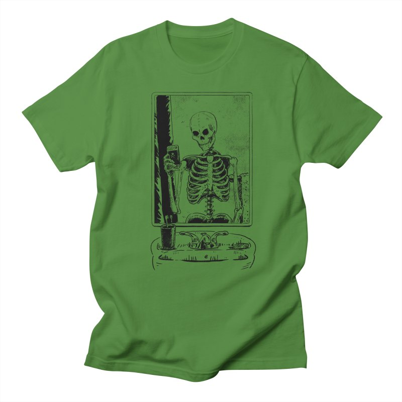 Skelfie Men's Regular T-Shirt by Iheartjlp