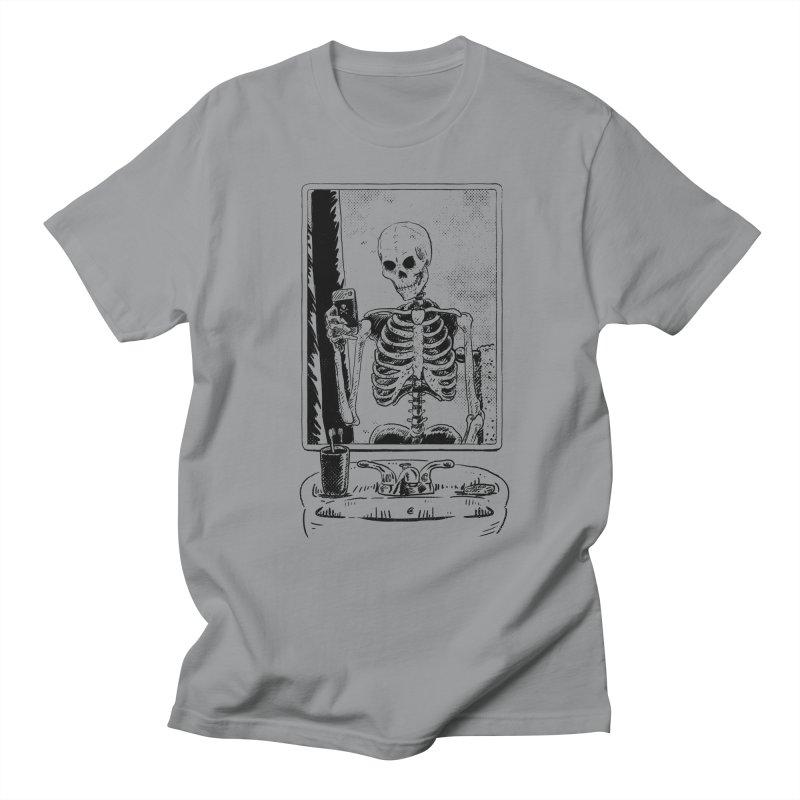 Skelfie Men's Regular T-Shirt by Iheartjlp