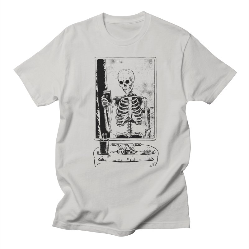 Skelfie Men's T-Shirt by Iheartjlp