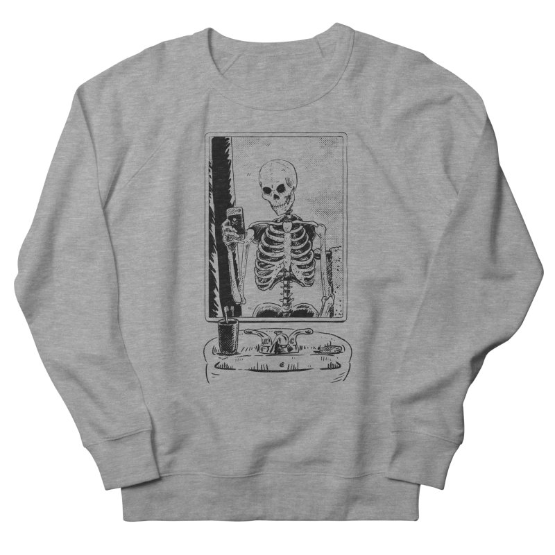 Skelfie Women's French Terry Sweatshirt by Iheartjlp