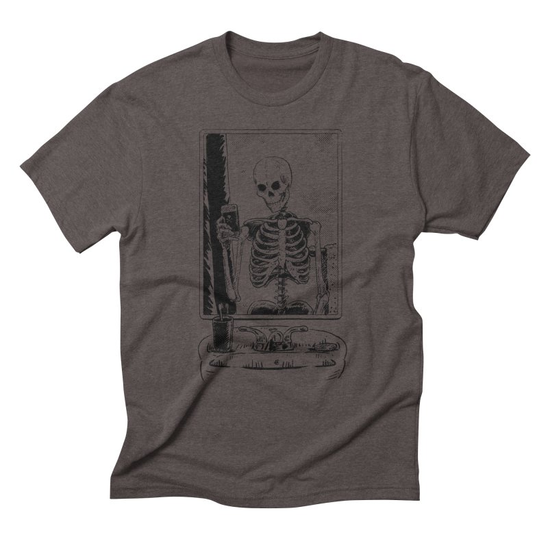 Skelfie Men's Triblend T-Shirt by Iheartjlp
