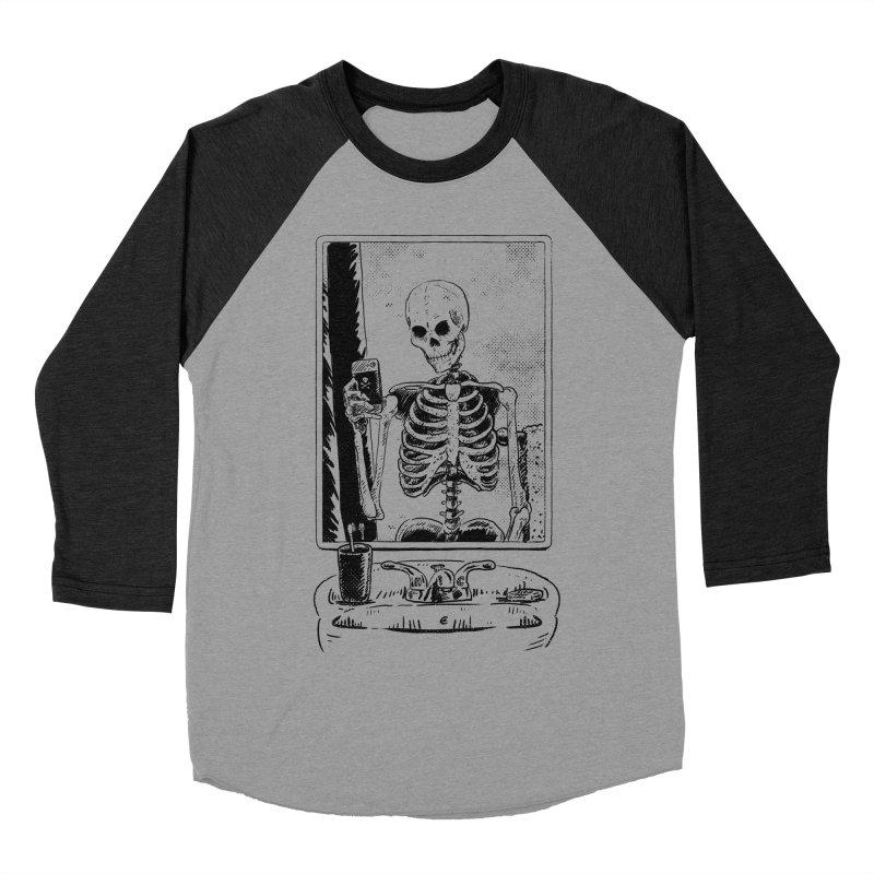 Skelfie Women's Baseball Triblend T-Shirt by Iheartjlp