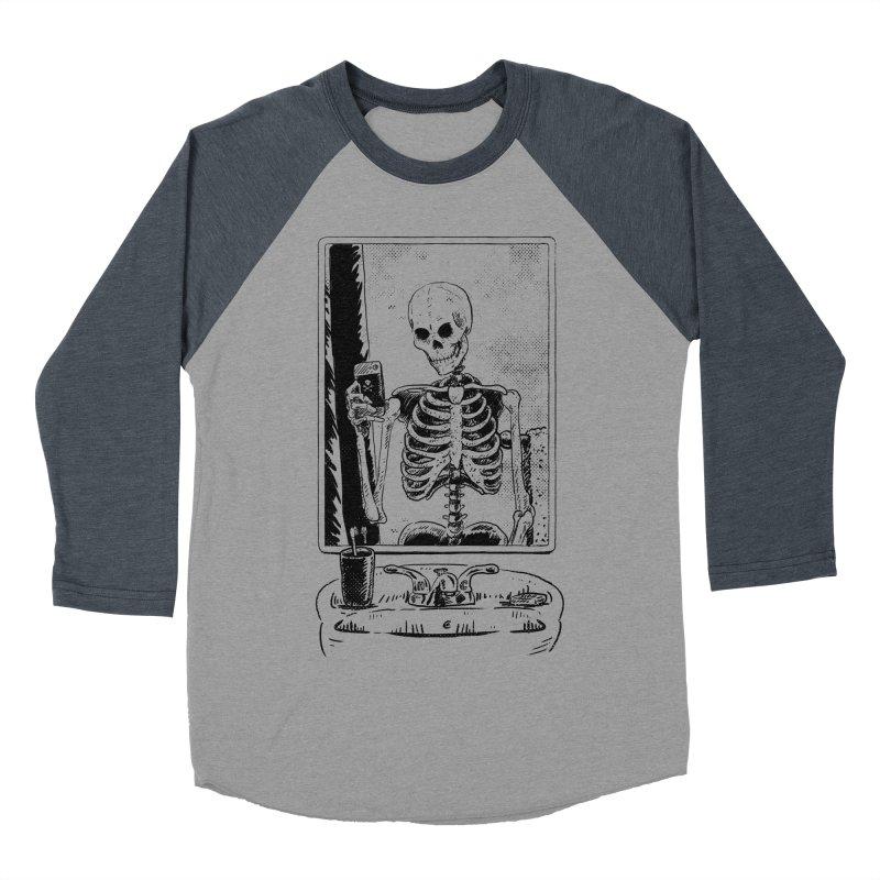 Skelfie Men's Baseball Triblend T-Shirt by Iheartjlp
