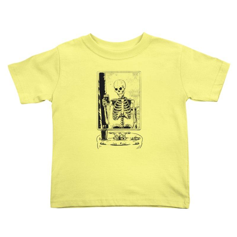 Skelfie Kids Toddler T-Shirt by Iheartjlp