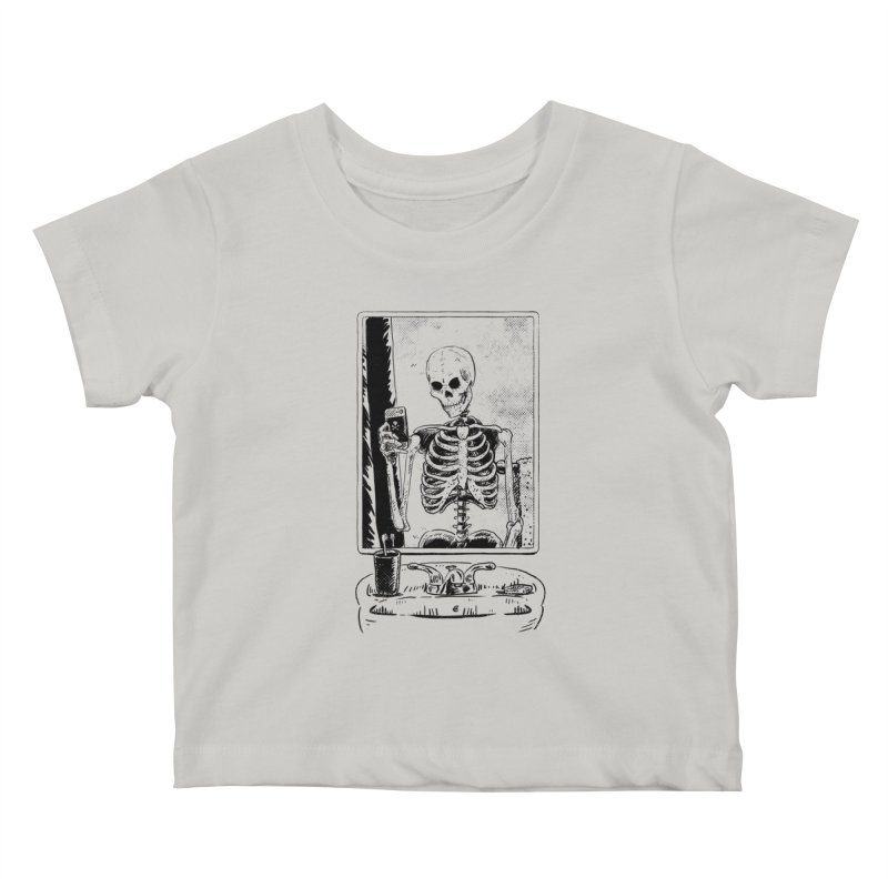 Skelfie Kids Baby T-Shirt by Iheartjlp