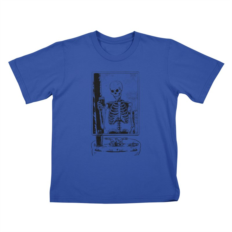 Skelfie Kids T-Shirt by Iheartjlp