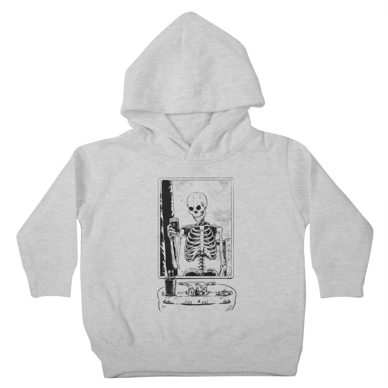 Skelfie Kids Toddler Pullover Hoody by Iheartjlp