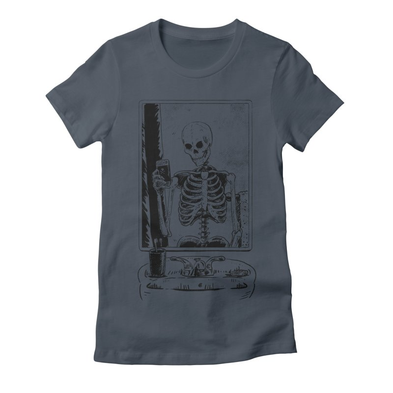 Skelfie Women's T-Shirt by Iheartjlp