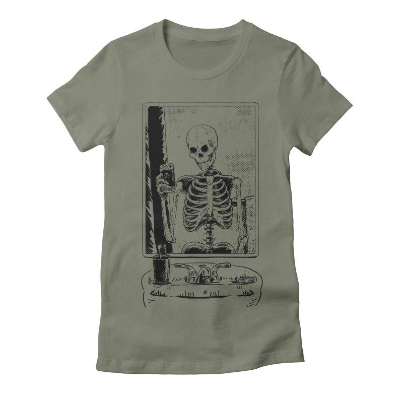 Skelfie Women's T-Shirt by Iheartjlp