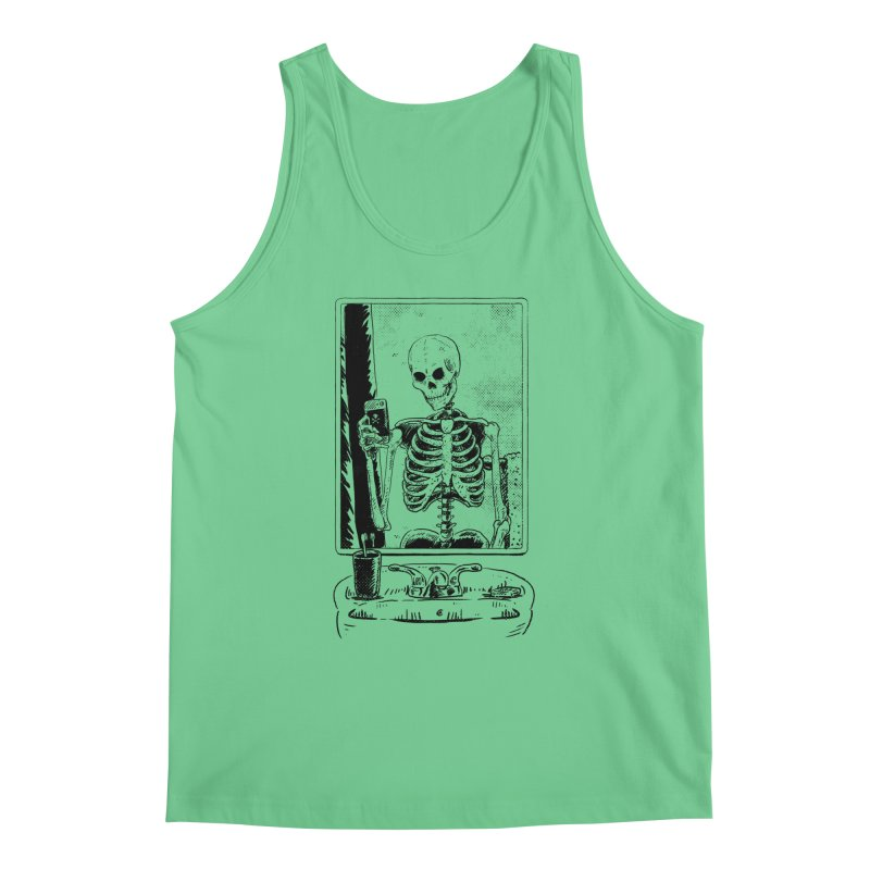 Skelfie Men's Tank by Iheartjlp