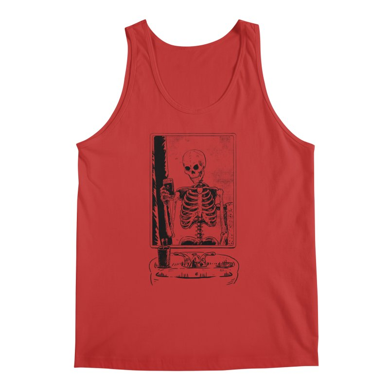 Skelfie Men's Regular Tank by Iheartjlp