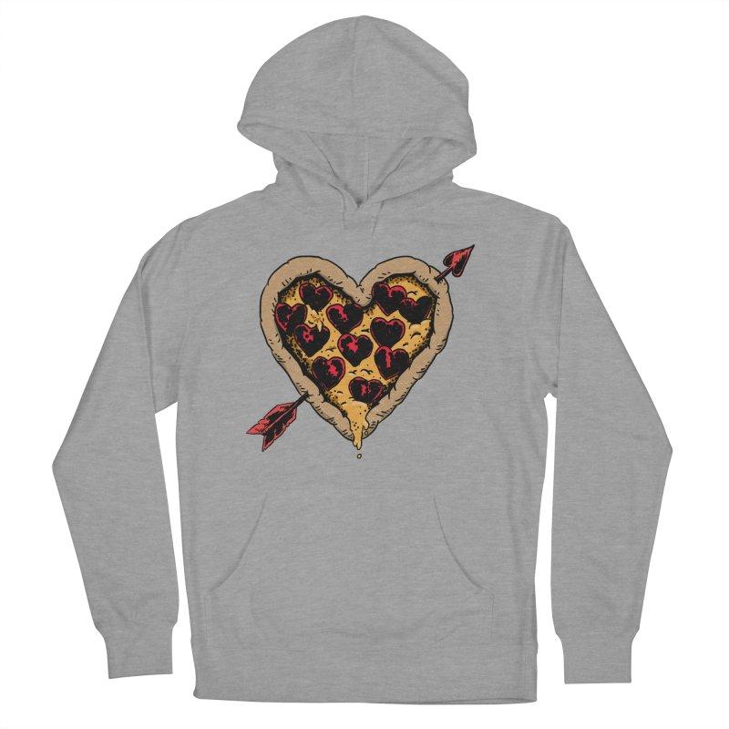 Pizza Love Women's Pullover Hoody by Iheartjlp