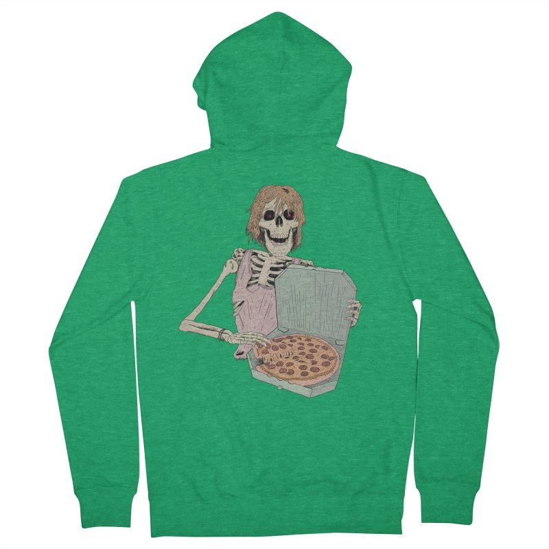 Even in Death Men's Zip-Up Hoody by Iheartjlp