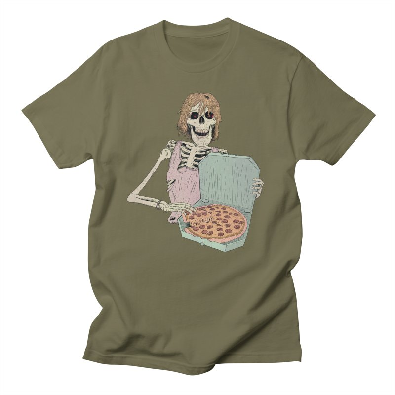 Even in Death Men's T-Shirt by Iheartjlp