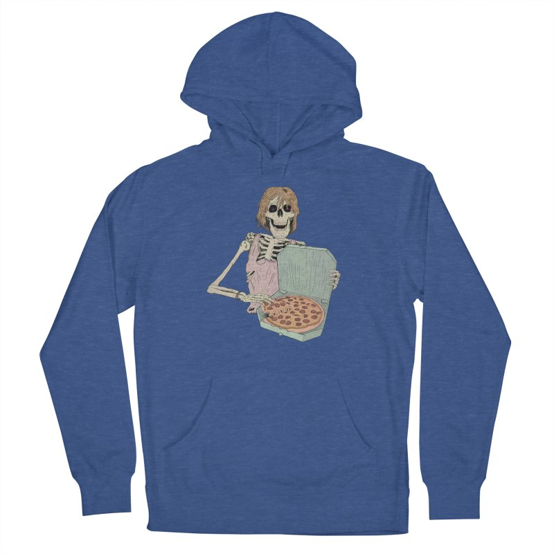 Even in Death Women's French Terry Pullover Hoody by Iheartjlp