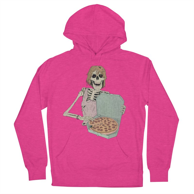 Even in Death Men's French Terry Pullover Hoody by Iheartjlp