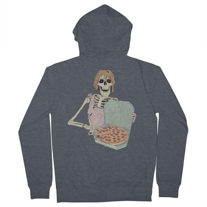 Even in Death Women's Zip-Up Hoody by Iheartjlp
