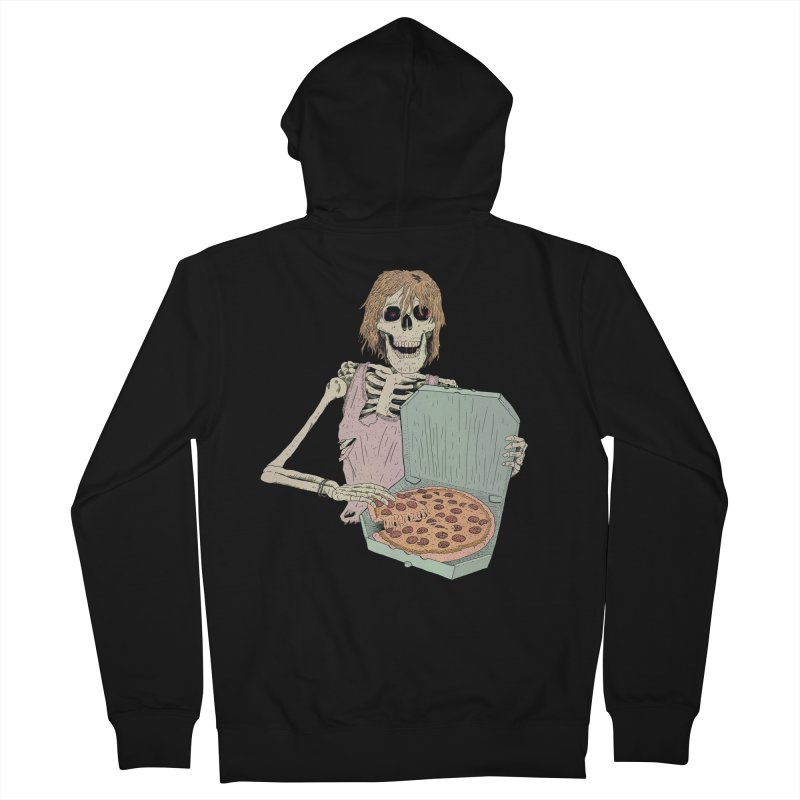 Even in Death Women's French Terry Zip-Up Hoody by Iheartjlp