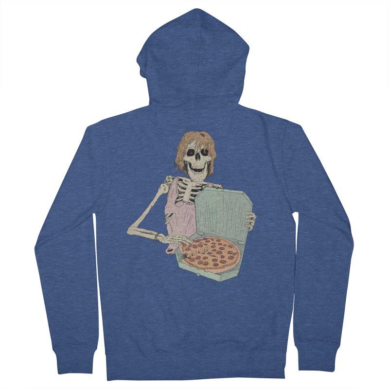 Even in Death Men's Zip-Up Hoody by Iheartjlp
