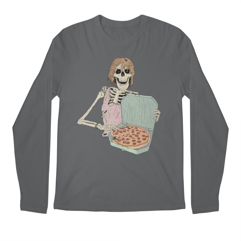 Even in Death Men's Regular Longsleeve T-Shirt by Iheartjlp