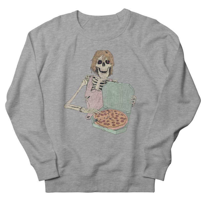 Even in Death Women's French Terry Sweatshirt by Iheartjlp