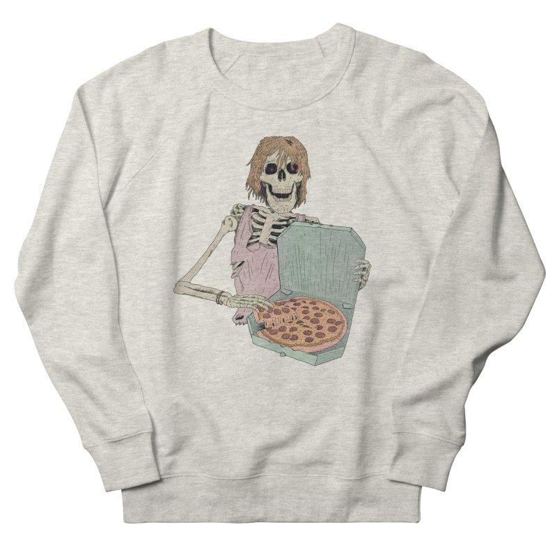 Even in Death Men's French Terry Sweatshirt by Iheartjlp