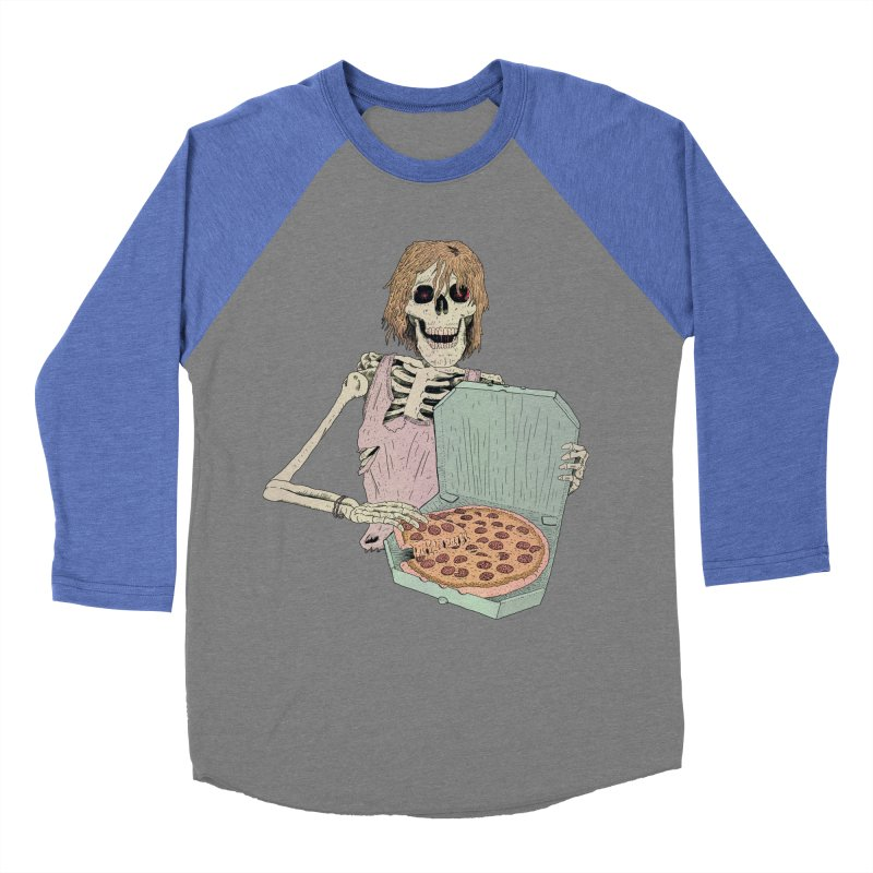 Even in Death Women's Baseball Triblend T-Shirt by Iheartjlp