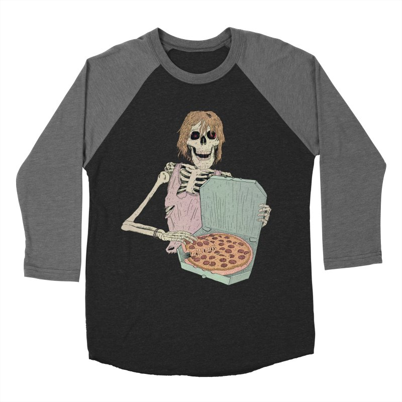 Even in Death Men's Baseball Triblend T-Shirt by Iheartjlp