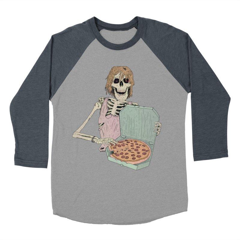 Even in Death Men's Baseball Triblend Longsleeve T-Shirt by Iheartjlp