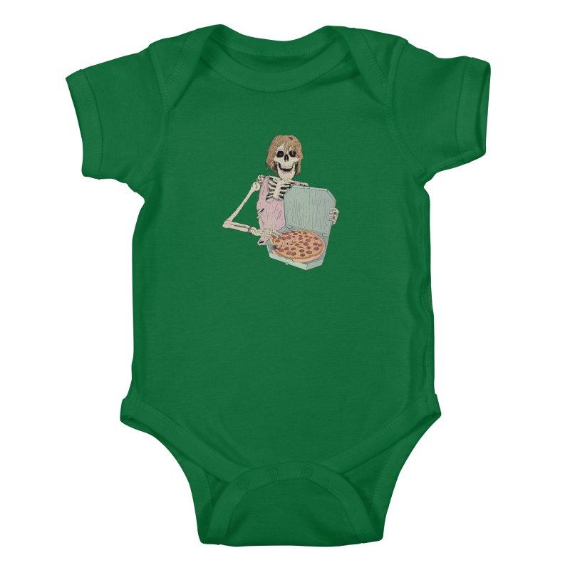 Even in Death Kids Baby Bodysuit by Iheartjlp