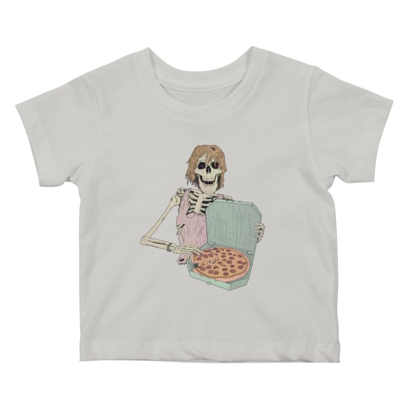 Even in Death Kids Baby T-Shirt by Iheartjlp