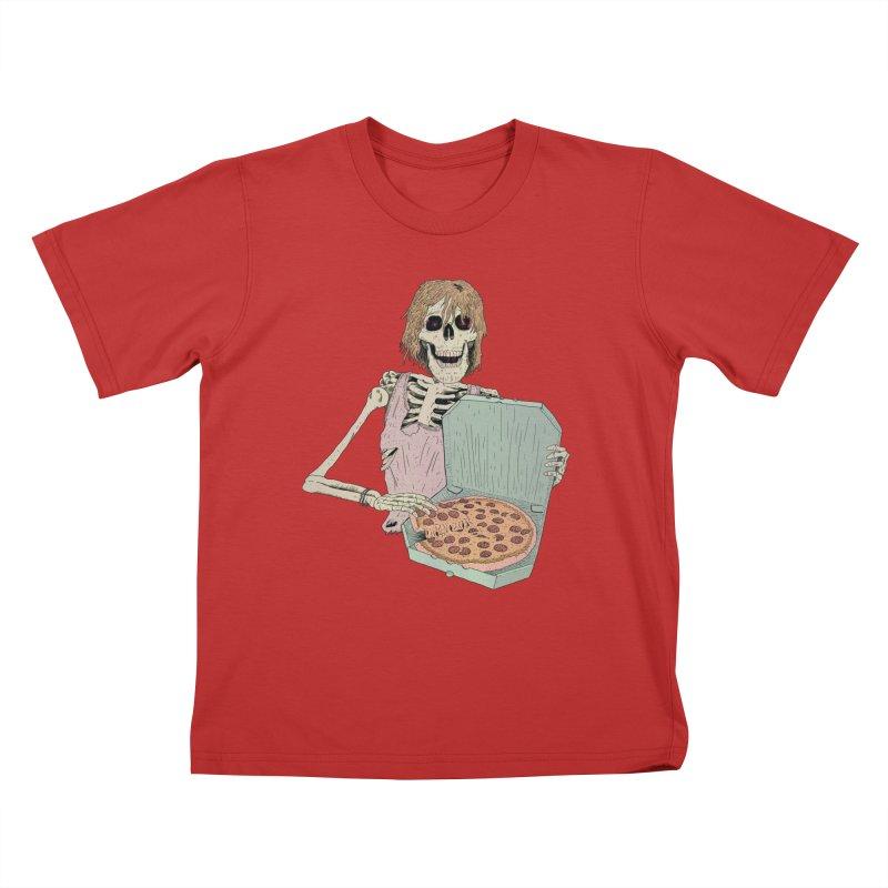 Even in Death Kids T-Shirt by Iheartjlp