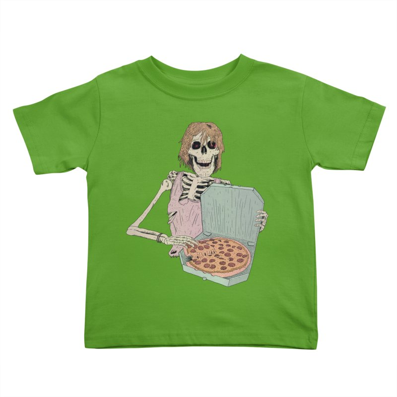 Even in Death Kids Toddler T-Shirt by Iheartjlp