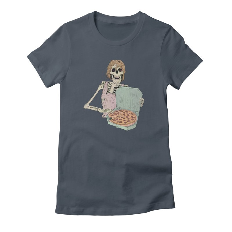 Even in Death Women's T-Shirt by Iheartjlp