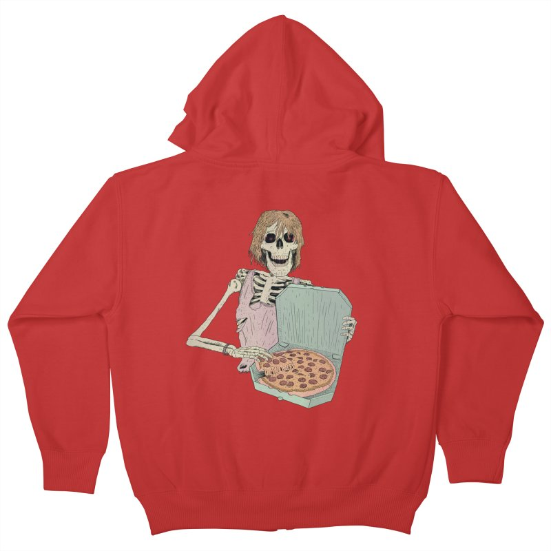 Even in Death Kids Zip-Up Hoody by Iheartjlp