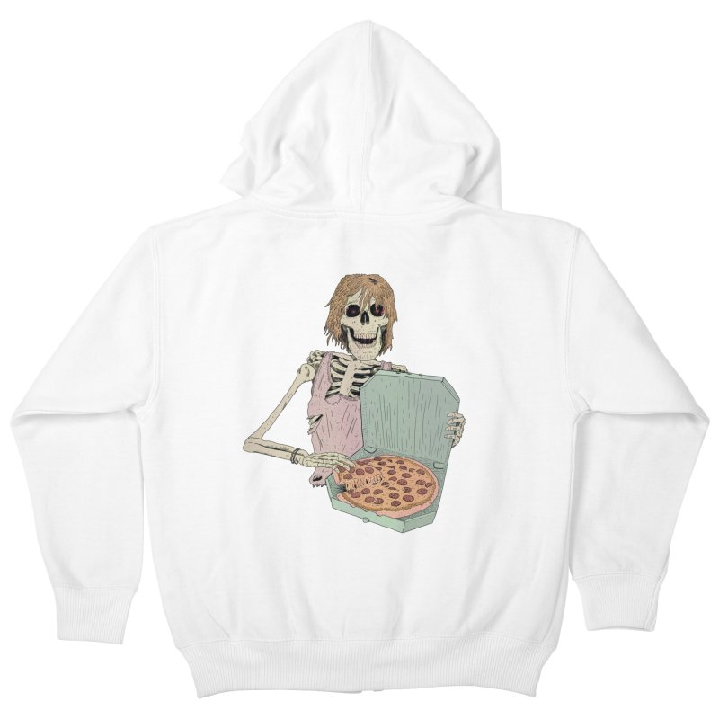 Even in Death Kids Zip-Up Hoody by Iheartjlp